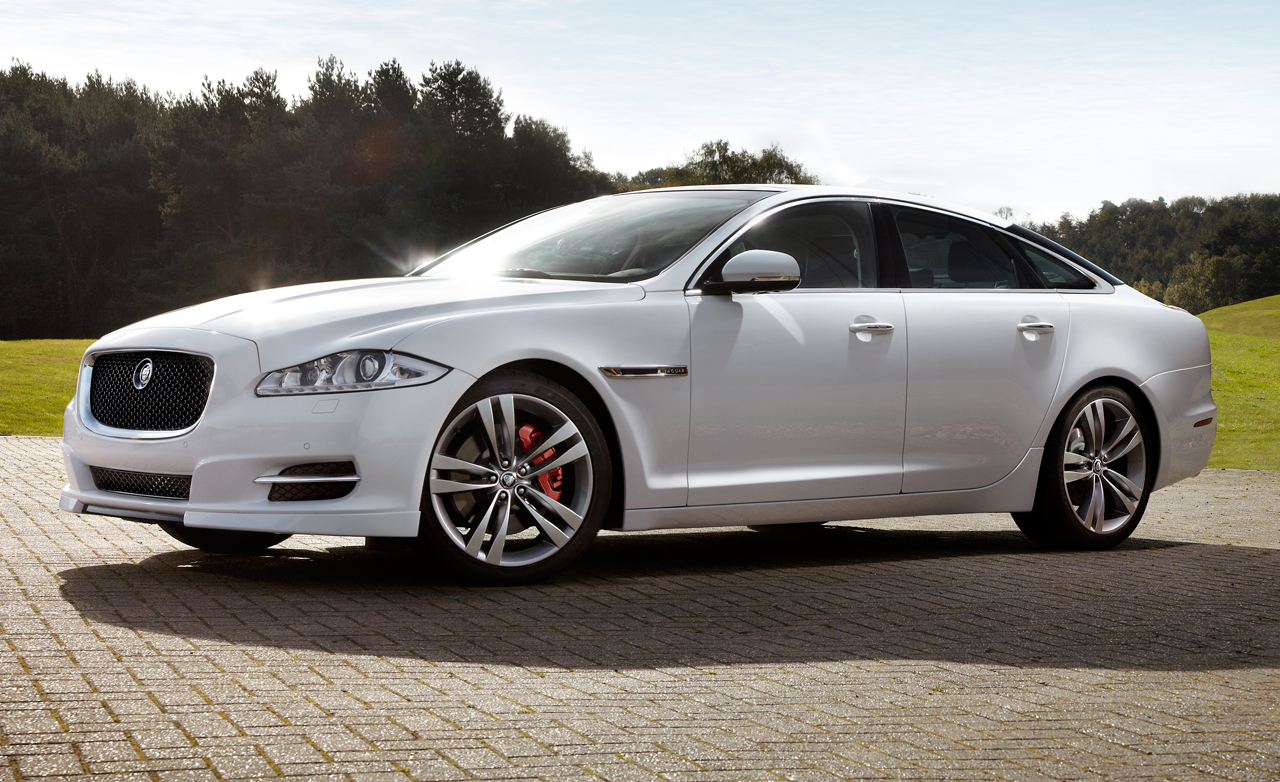 Jaguar XJ Supercharged #10