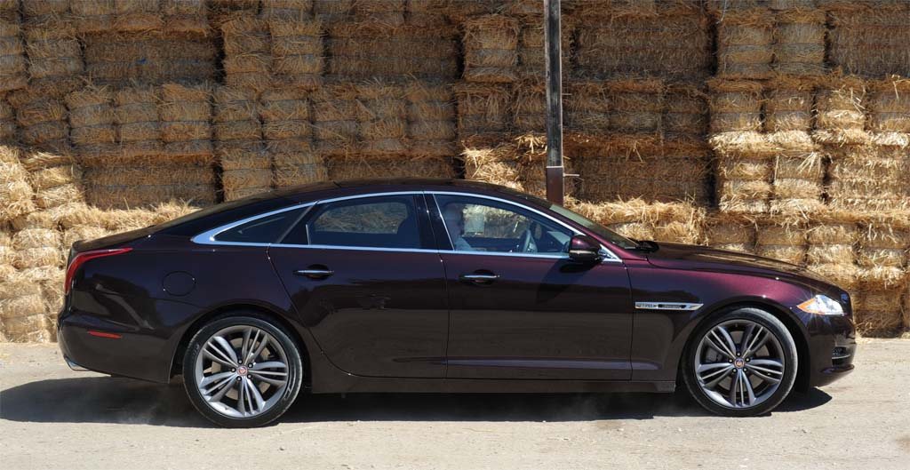 Jaguar XJ Supersport #21