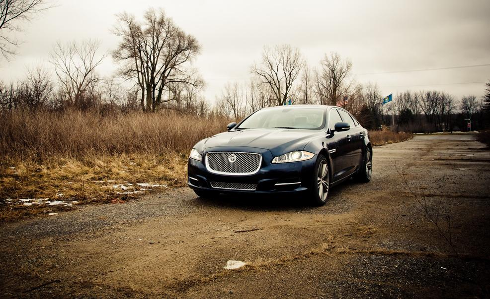 Jaguar XJ XJL Supersport #6