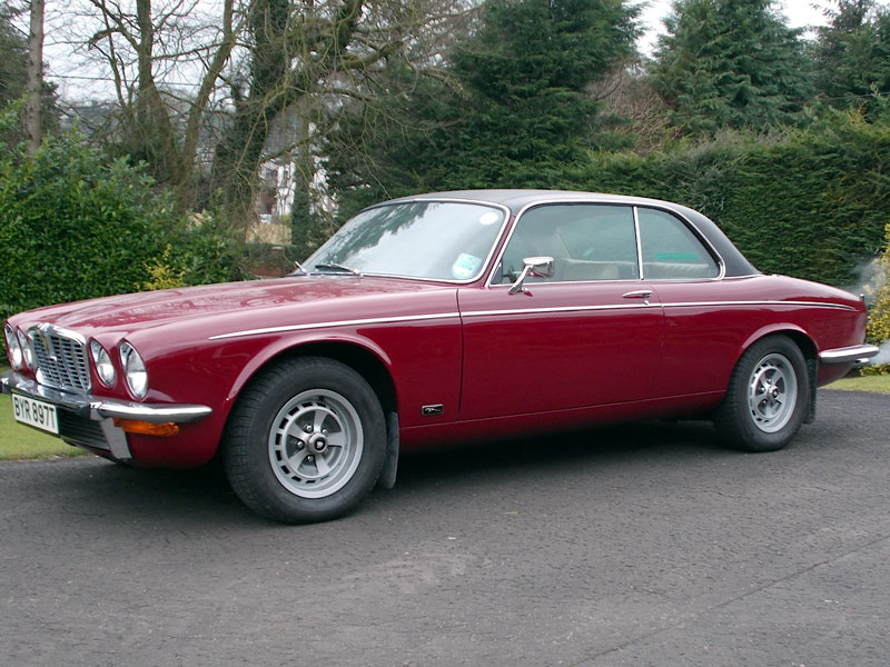 1978 Jaguar XJ12 - Information and photos - MOMENTcar