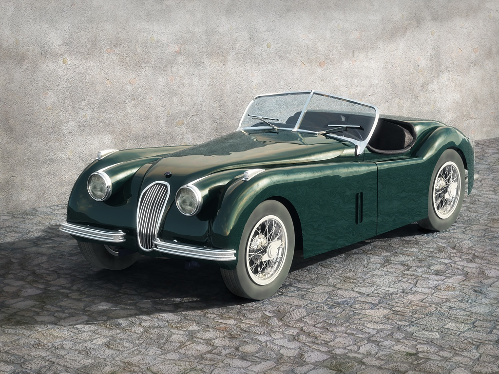 jaguar xk 120 information and photos momentcar. Black Bedroom Furniture Sets. Home Design Ideas