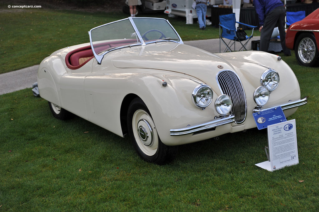 1953 Jaguar Xk 120 Information And Photos Momentcar