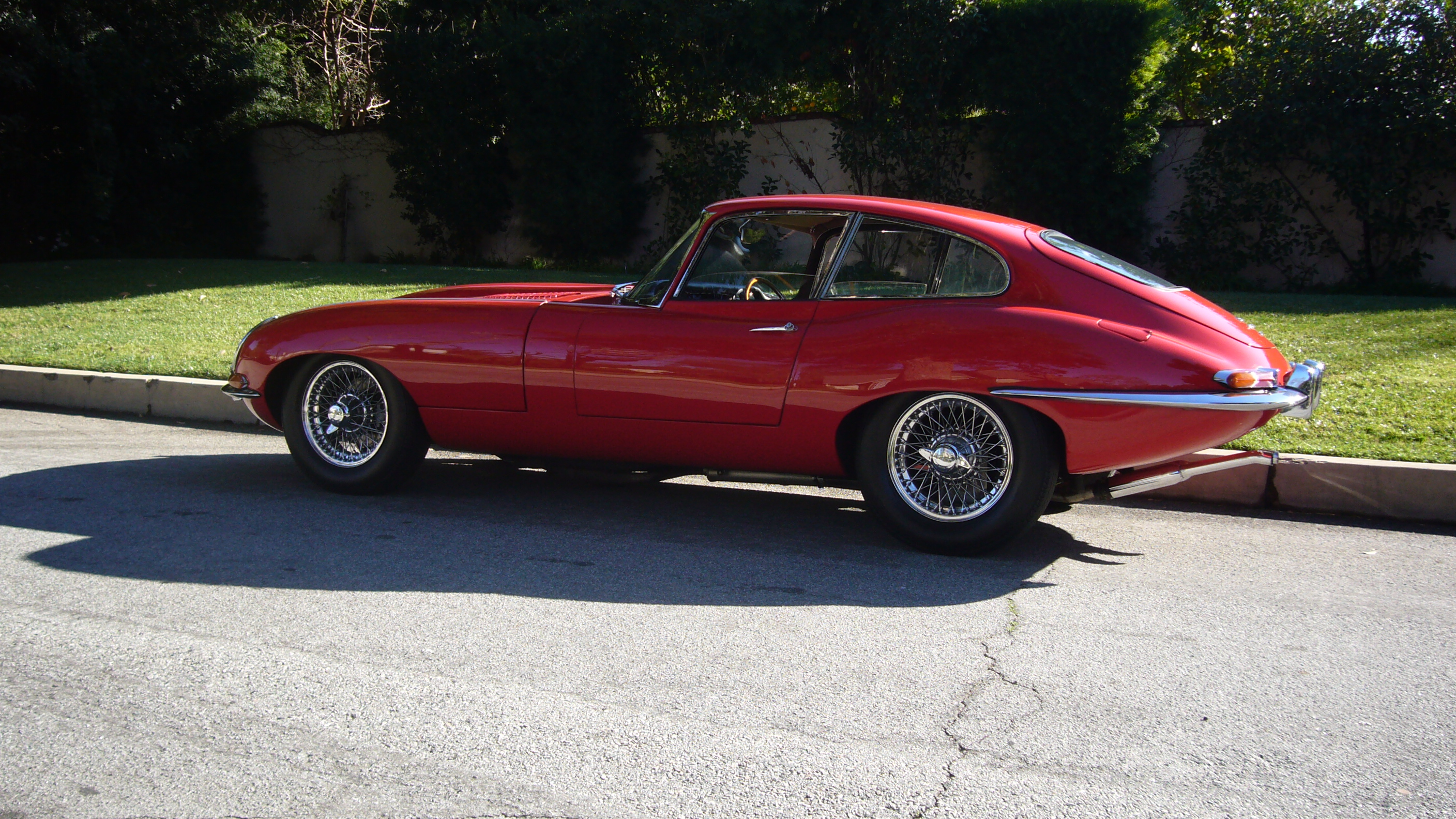 1965 Jaguar Xke Information And Photos Momentcar