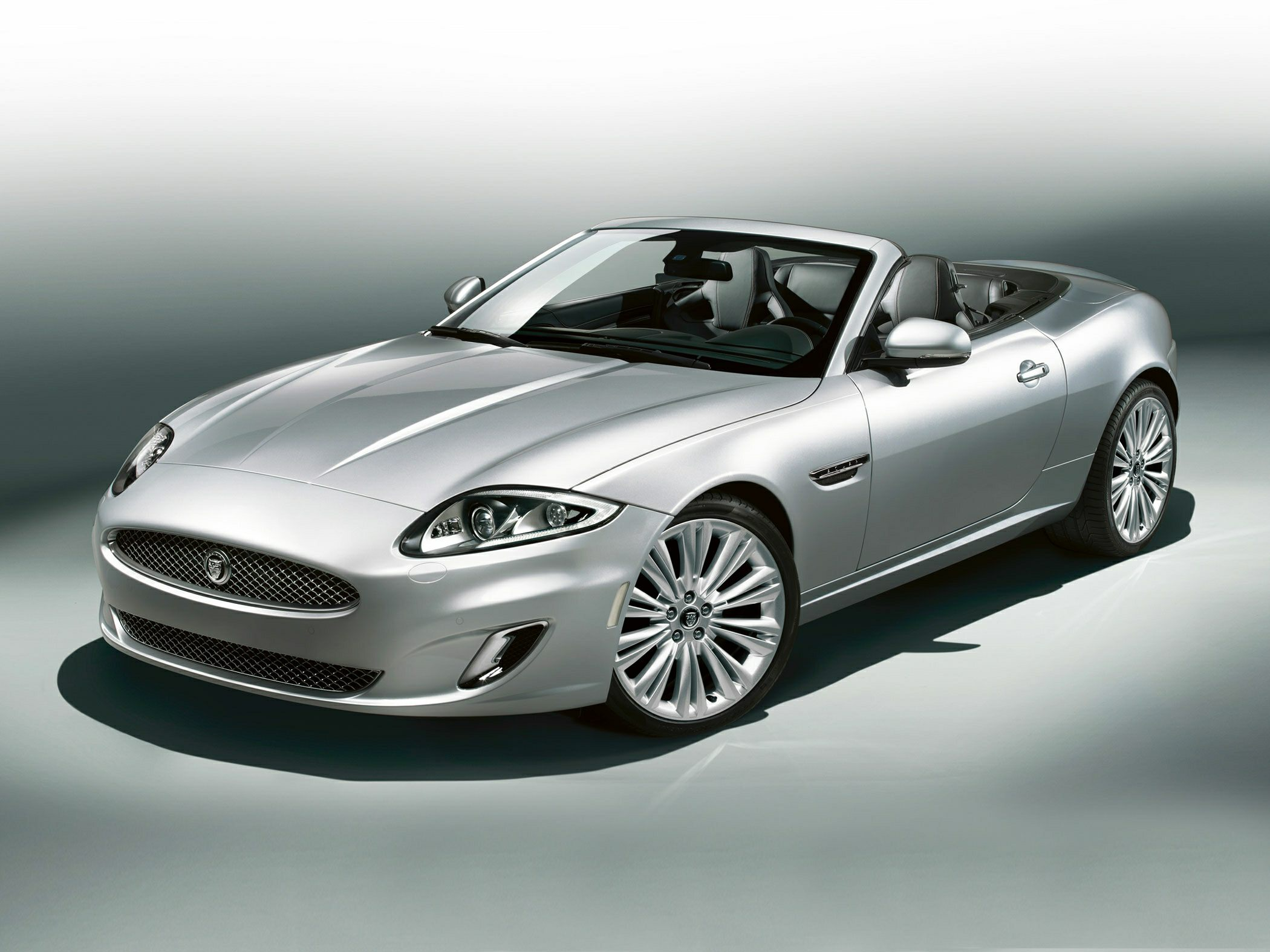Jaguar XKR Base #9
