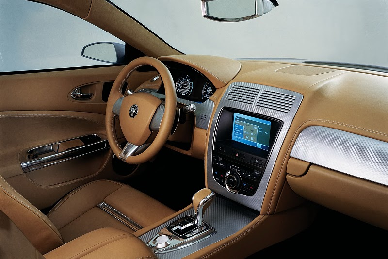 Jaguar Xk Convertible Interior - image #66