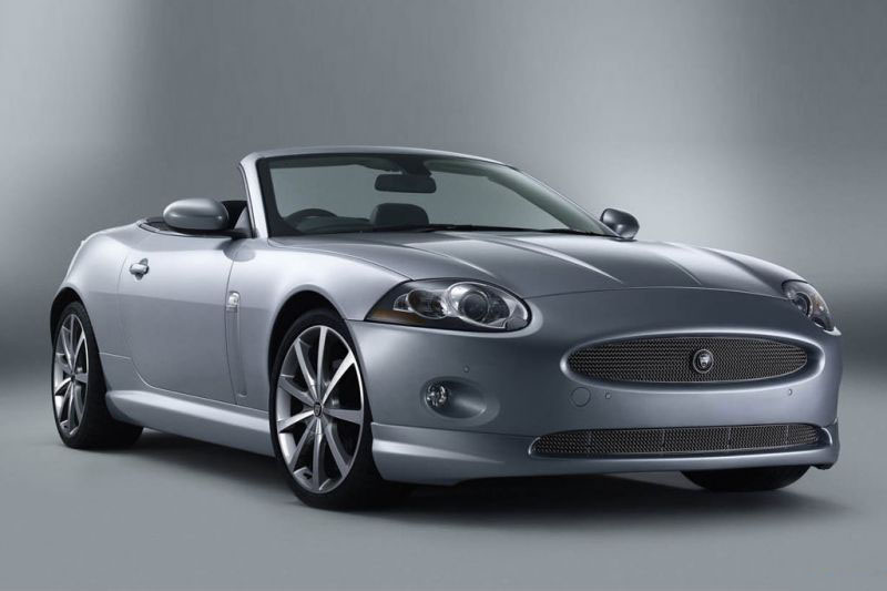Jaguar XK-Series #6