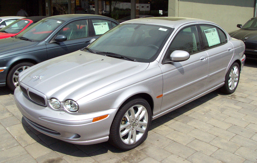 Jaguar X-Type 2002 #3
