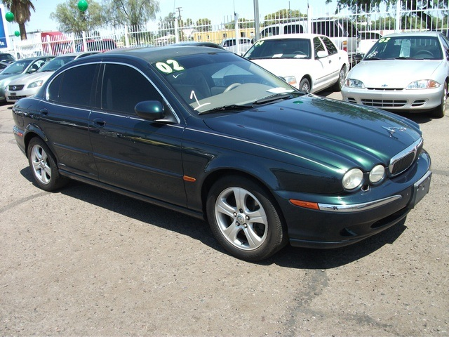 Jaguar X-Type 2002 #12