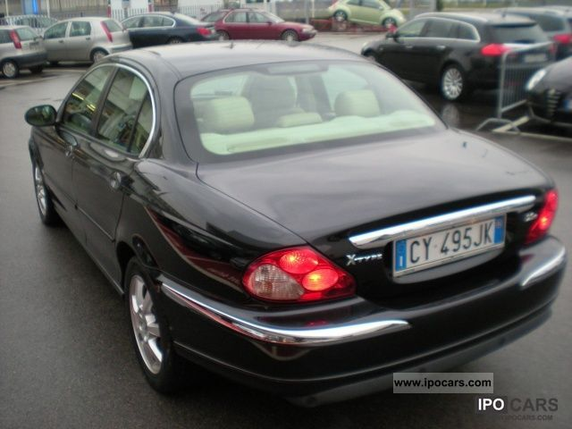 ... Jaguar X Type 2006 #9 ...