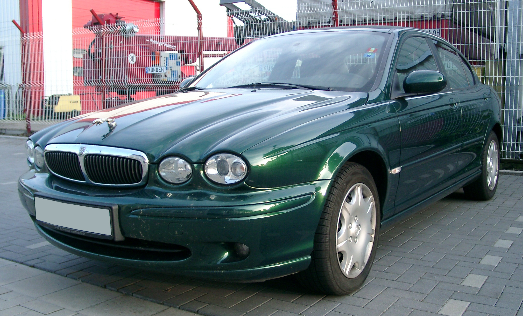 2007 jaguar x type information and photos momentcar. Black Bedroom Furniture Sets. Home Design Ideas