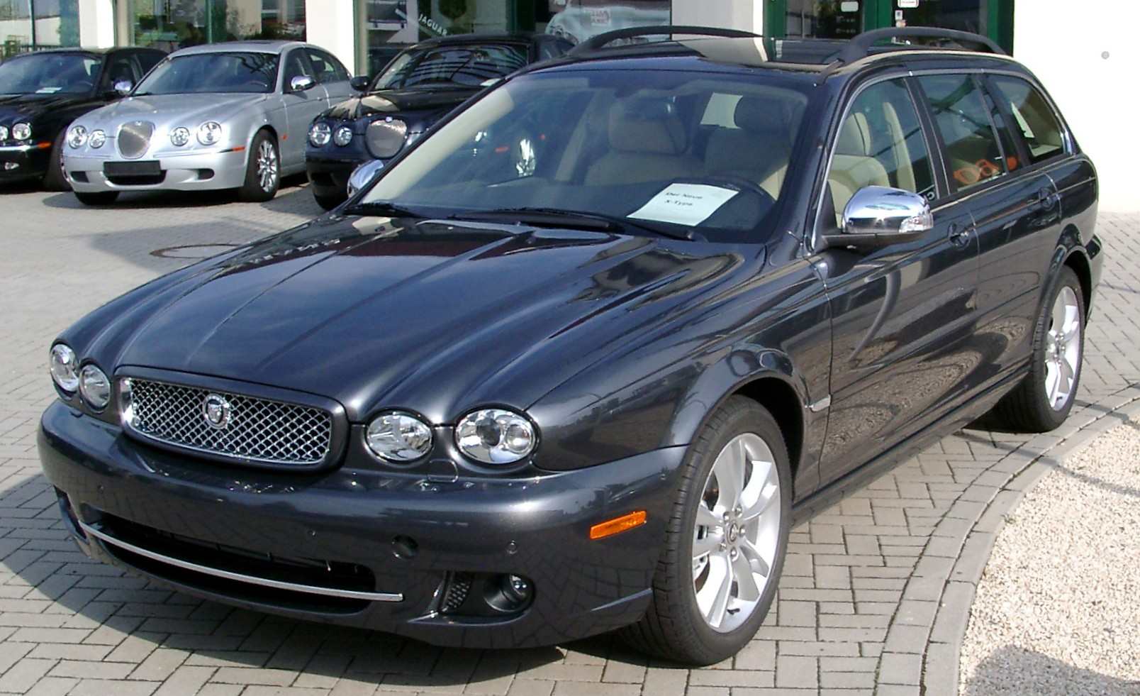 Jaguar X-Type 3.0 #1