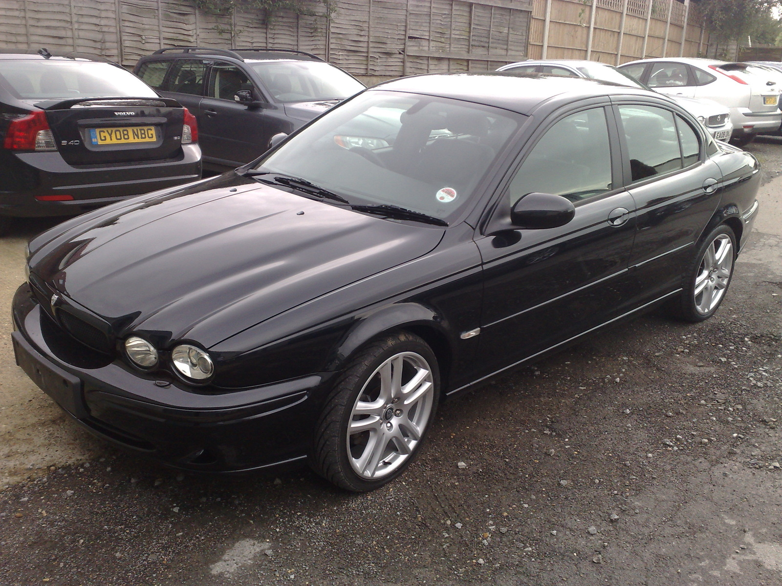 Jaguar X-Type 3.0L #4