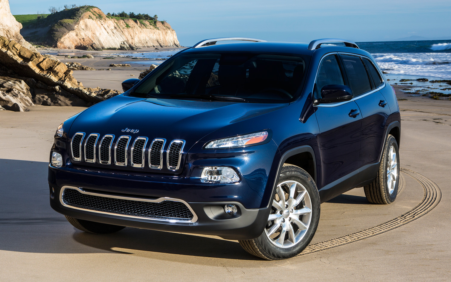 jeep 2014 Compass feeling better on rough terrain #1