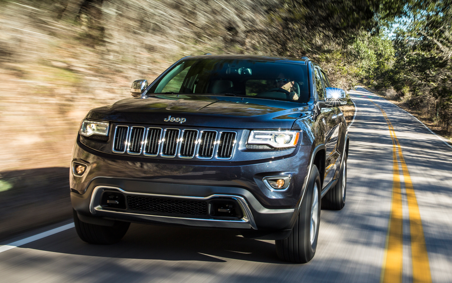 jeep 2014 Compass feeling better on rough terrain #3