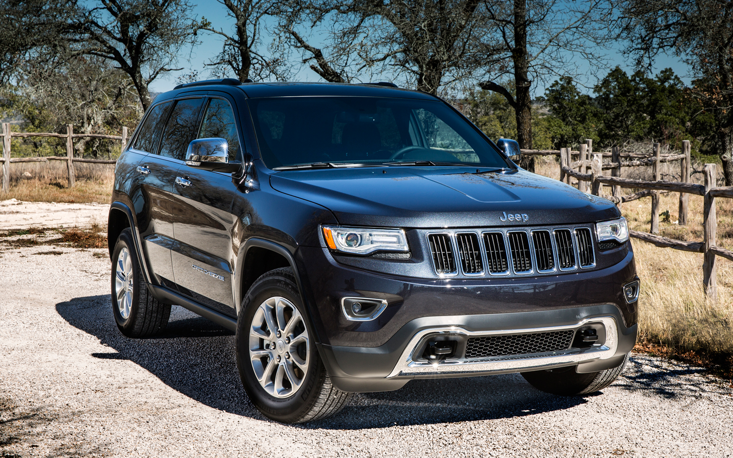 jeep 2014 Compass feeling better on rough terrain #4
