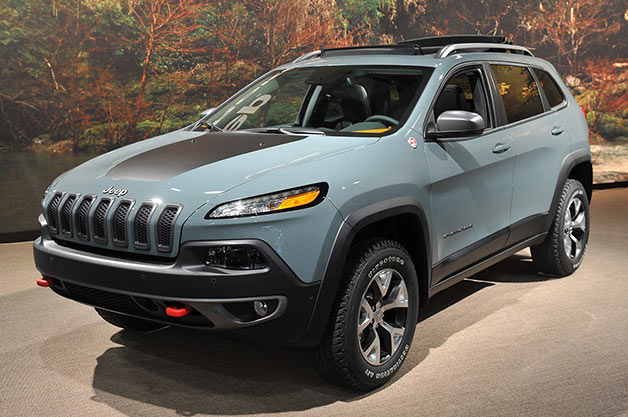 jeep 2014 Compass feeling better on rough terrain #7