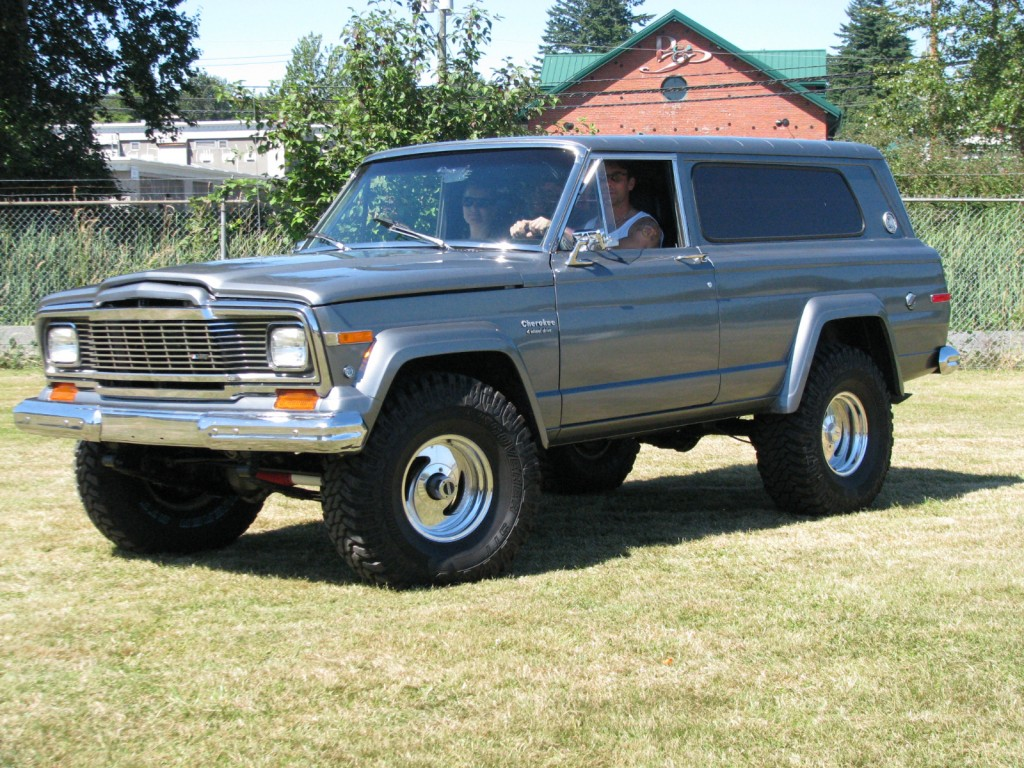 1980 Jeep Cherokee - Information and photos - MOMENTcar