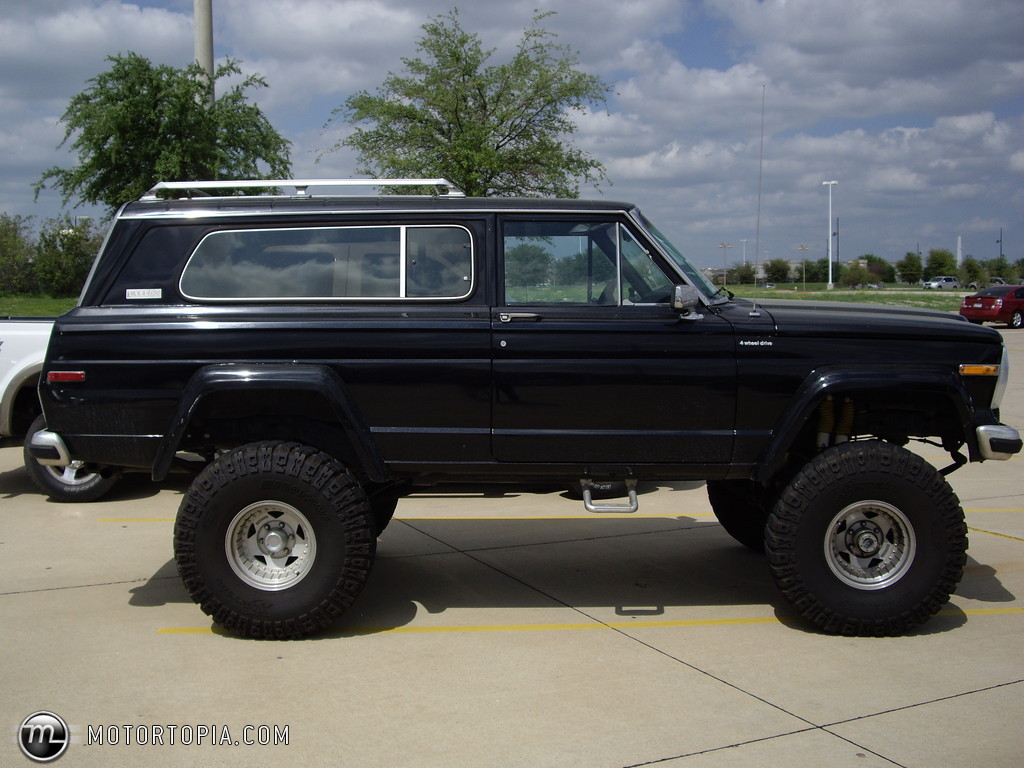 1982 Jeep Cherokee Information And Photos Momentcar