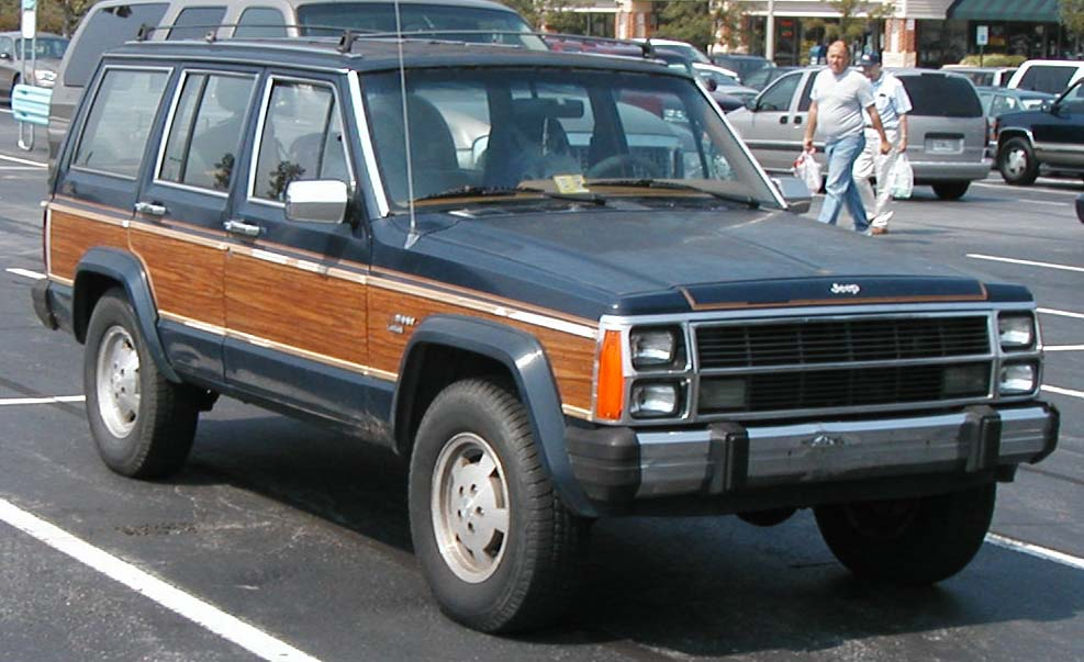 1984 Jeep Cherokee Information And Photos Momentcar