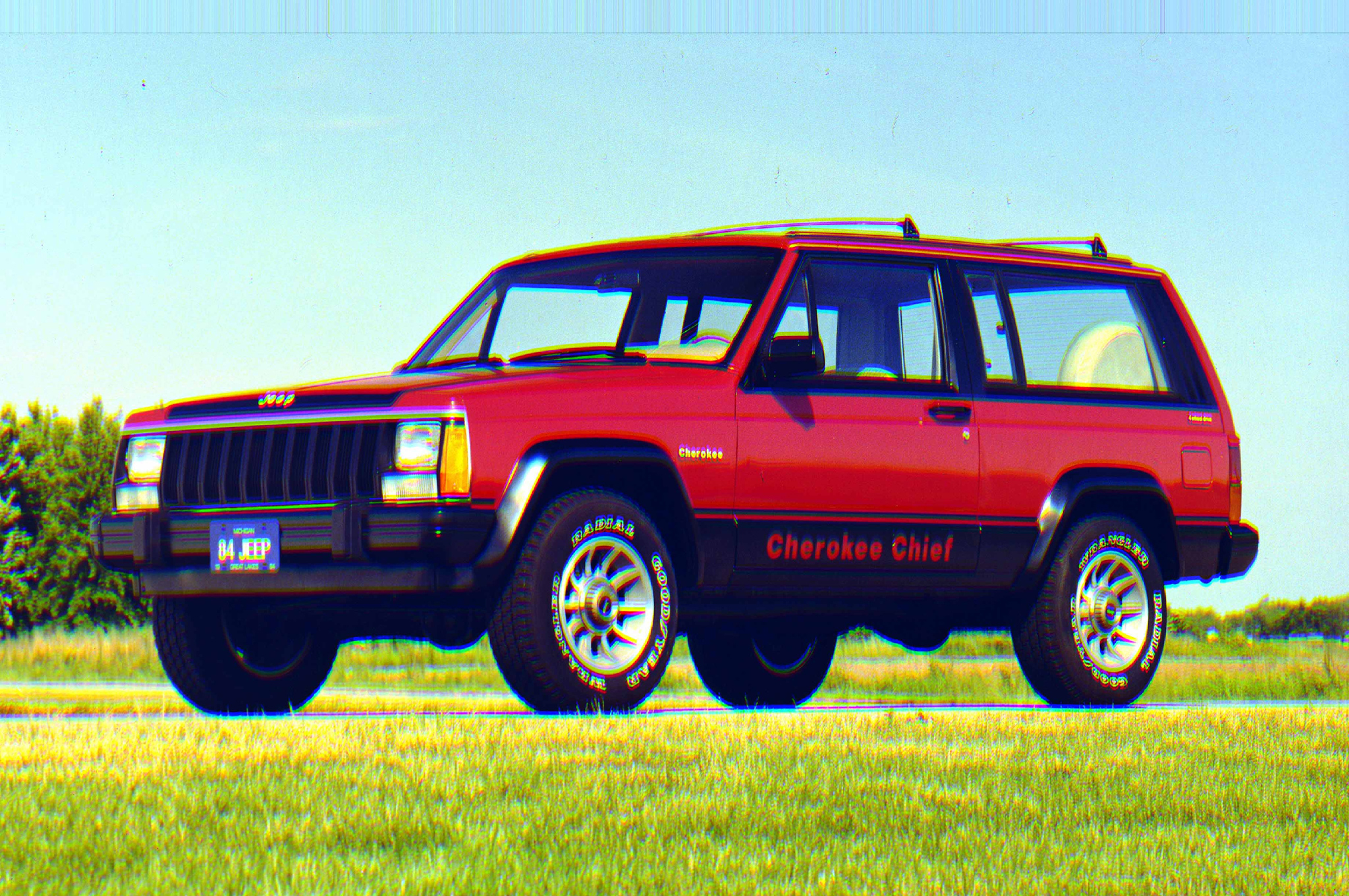 Jeep Wrangler Msrp >> 1984 Jeep Cherokee - Information and photos - MOMENTcar