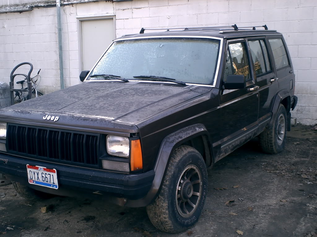 Patriot Buick Gmc >> 1987 Jeep Cherokee - Information and photos - MOMENTcar
