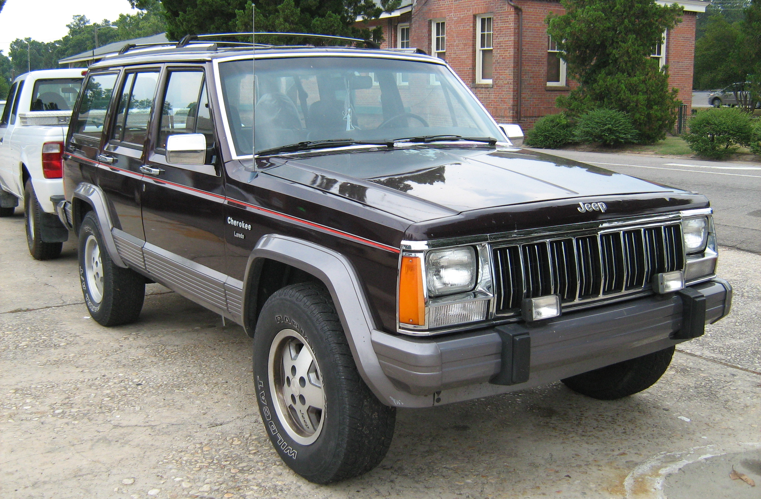 1992 jeep cherokee information and photos momentcar. Black Bedroom Furniture Sets. Home Design Ideas