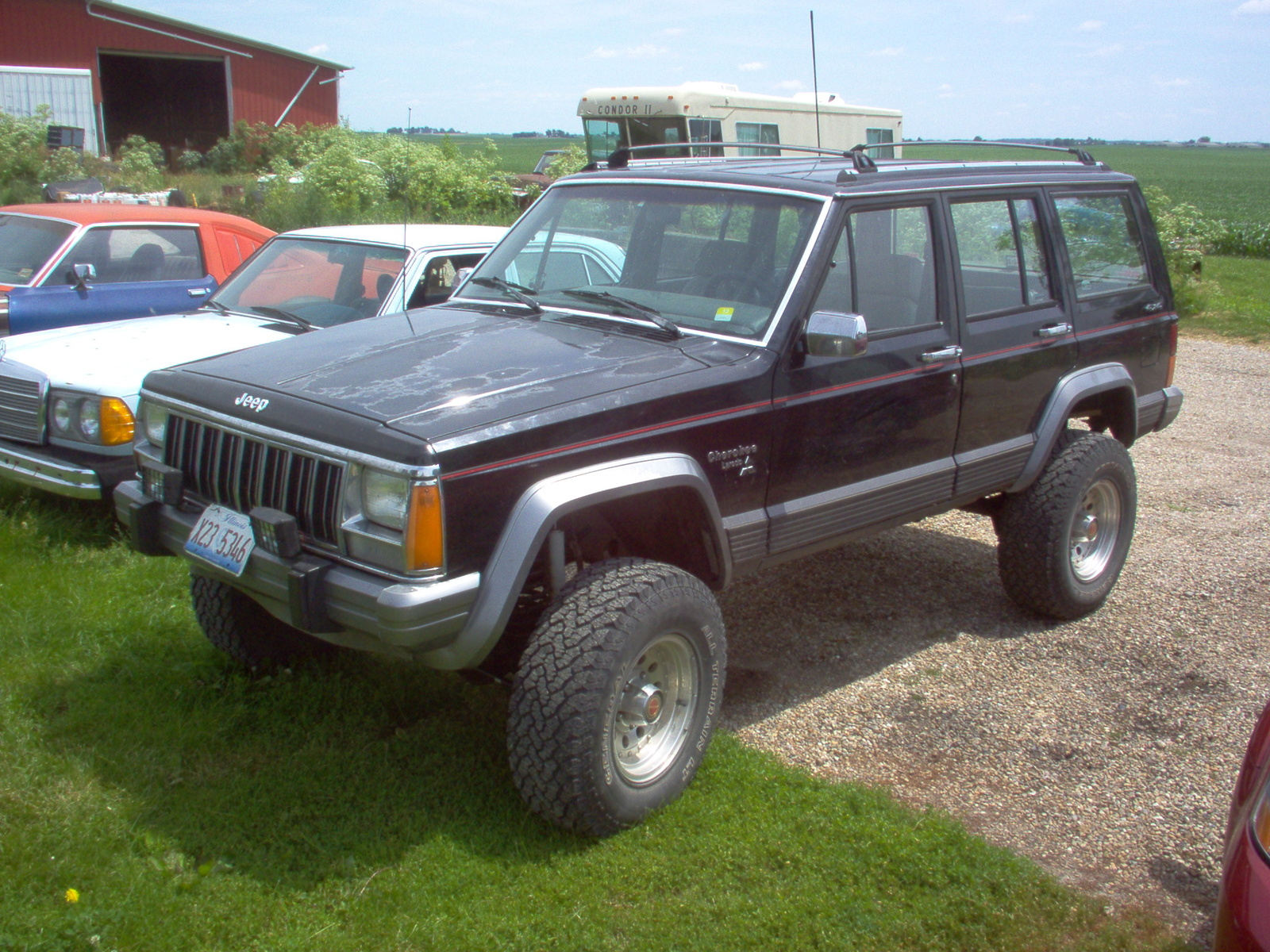 Download Jeep Cherokee 1992 5