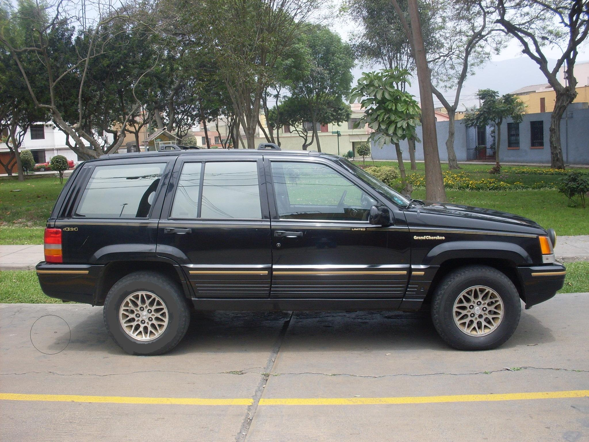 1993 jeep cherokee information and photos momentcar. Cars Review. Best American Auto & Cars Review