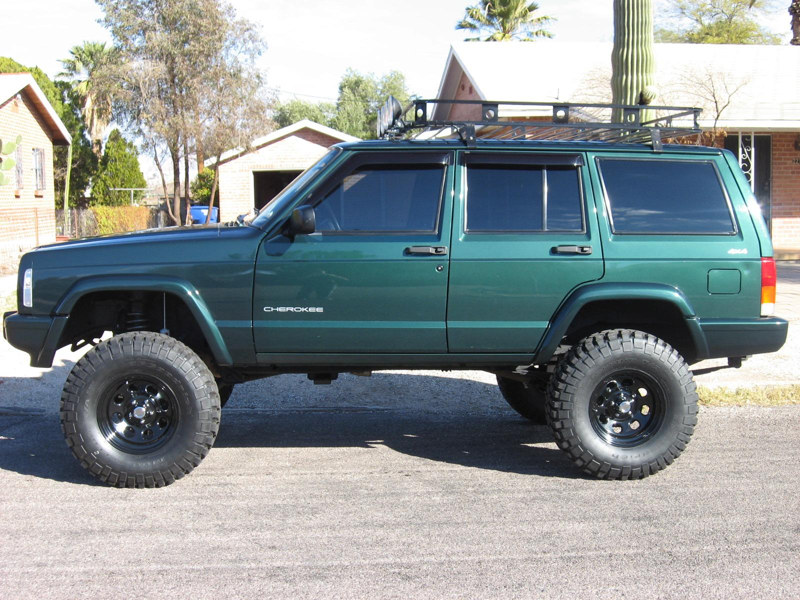1999 Jeep Cherokee Information And Photos Momentcar Forum 6