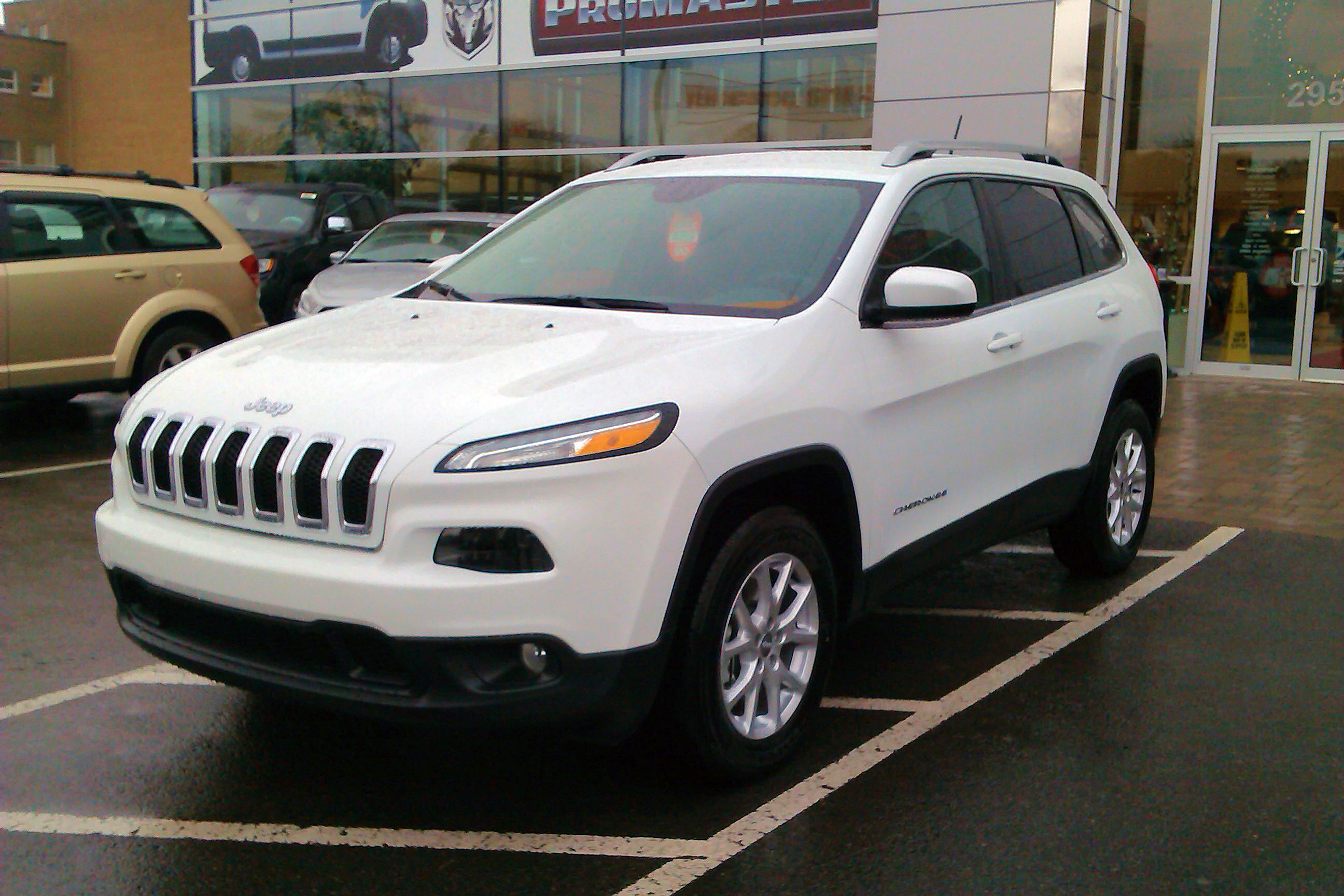 Jeep Cherokee Base #14