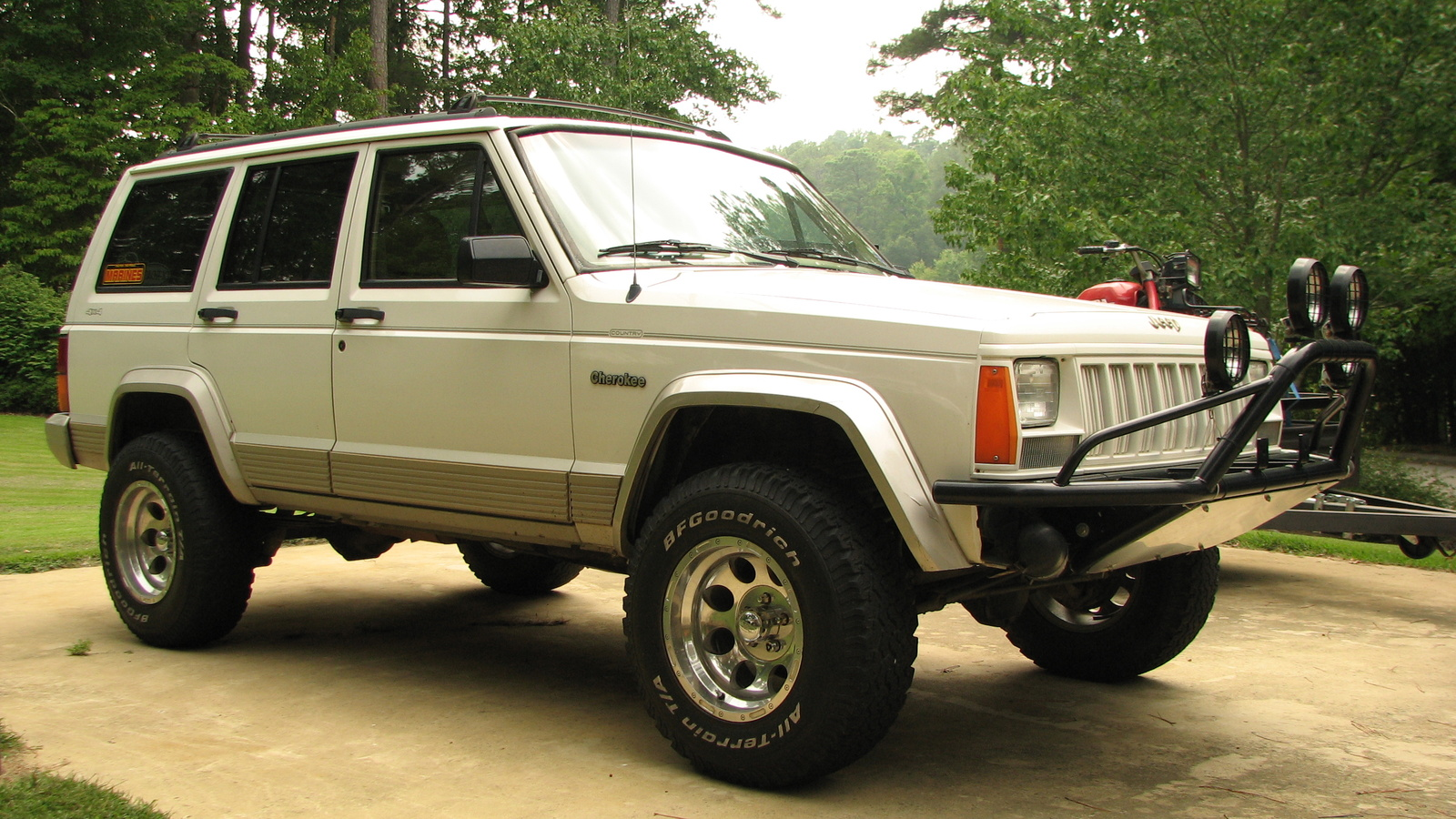 Jeep Cherokee Country #30