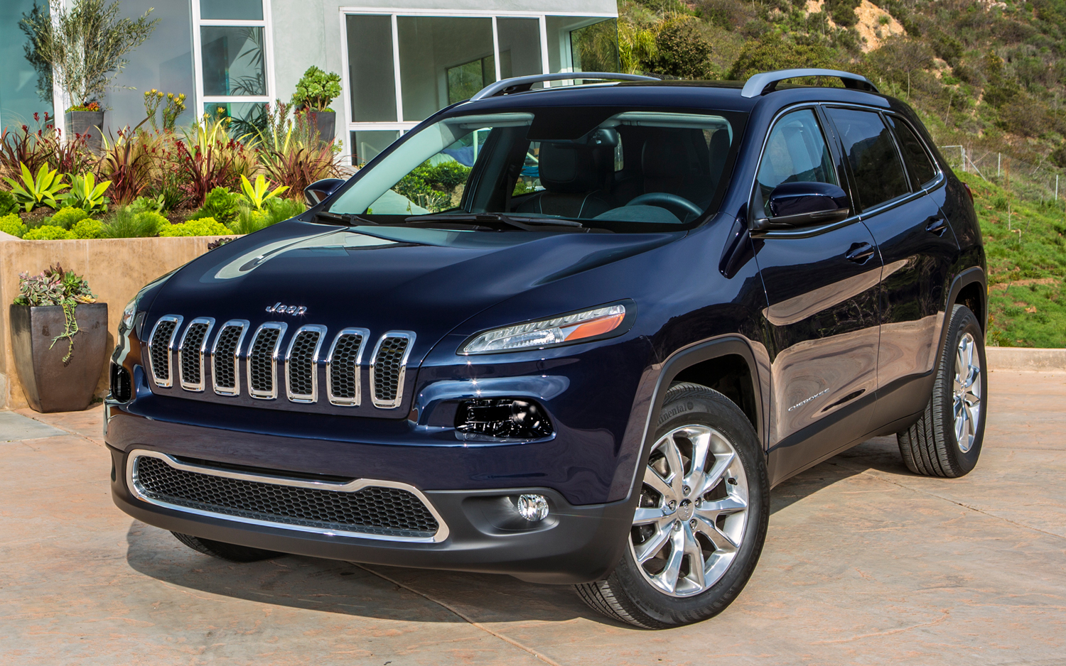 Jeep Cherokee Limited #21
