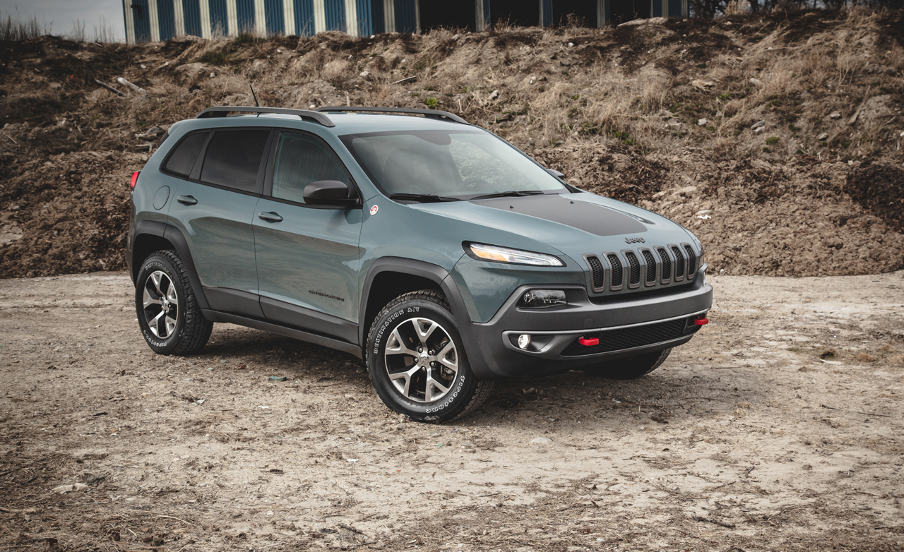 Jeep Cherokee Trailhawk #2