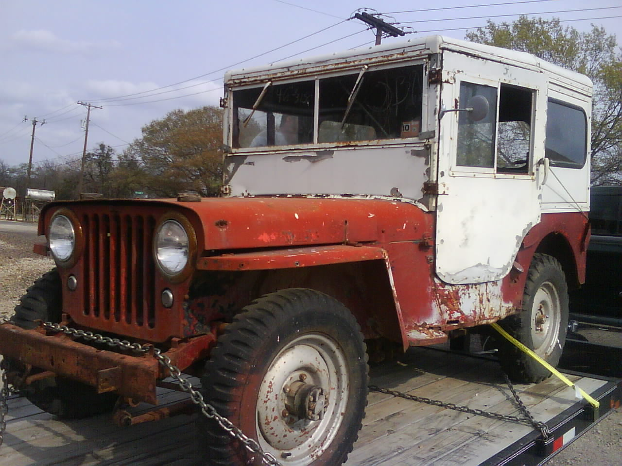 1946 Jeep Cj Information And Photos Momentcar Lincoln Wiring 10