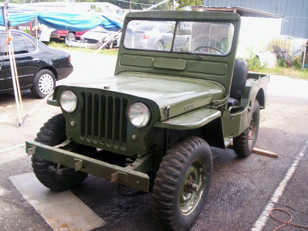 1952 Jeep CJ - Information and photos - MOMENTcar