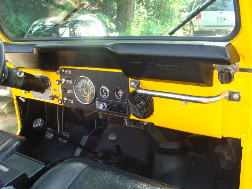 1979 Jeep Cj7 Fuse Box