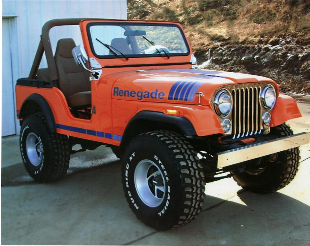 1980 jeep cj - information and photos - momentcar