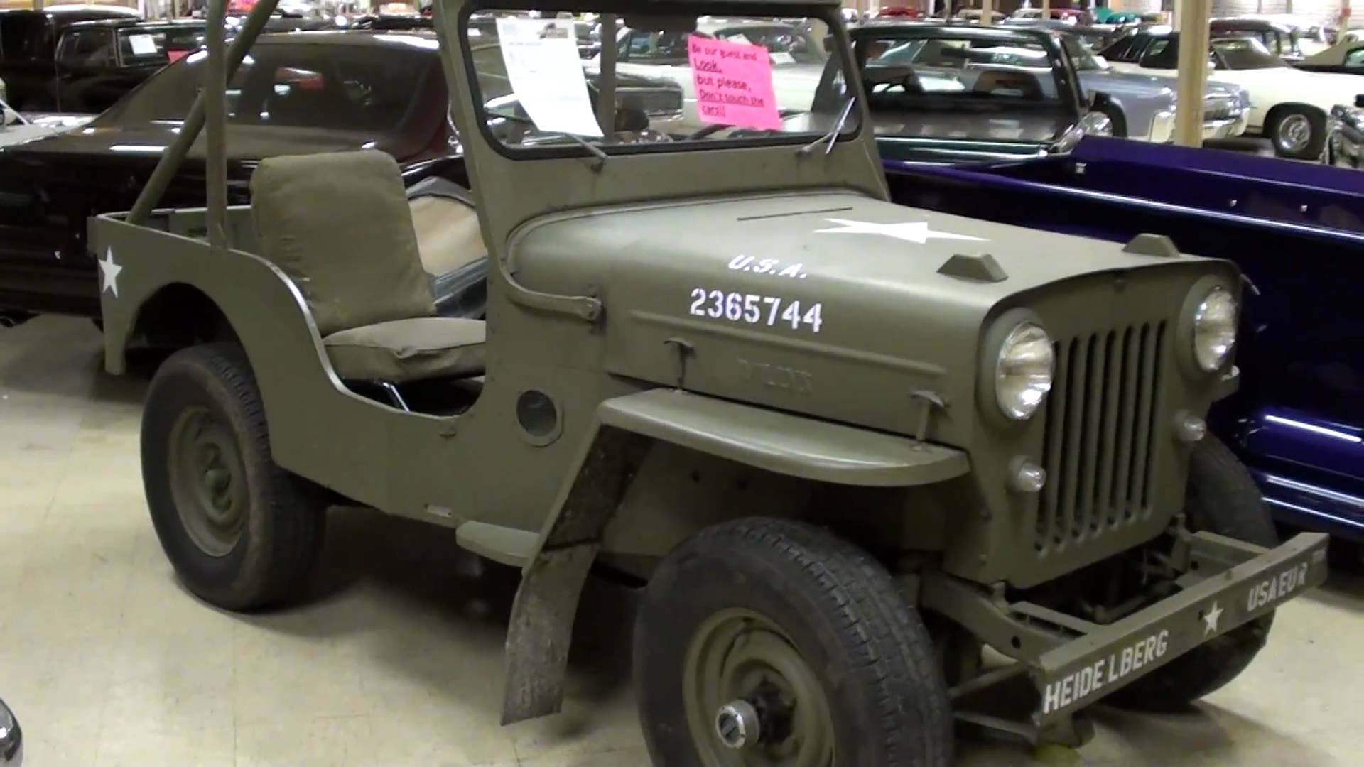 1965 Jeep Cj 3b Information And Photos Momentcar 6 Volt To 12 Conversion Wiring Diagram Cj3a 5