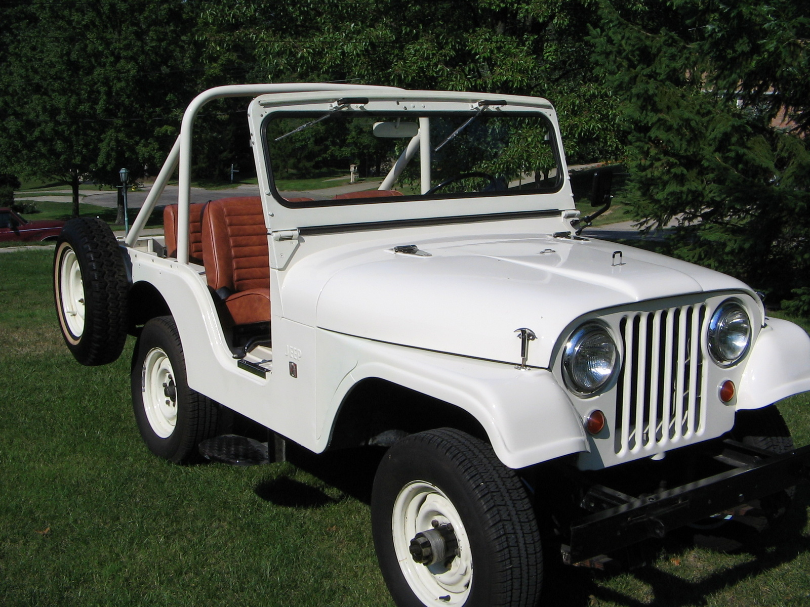 Jeep Cj 5 Information And Photos Momentcar 1967 Jeepster Commando Wiring Diagram