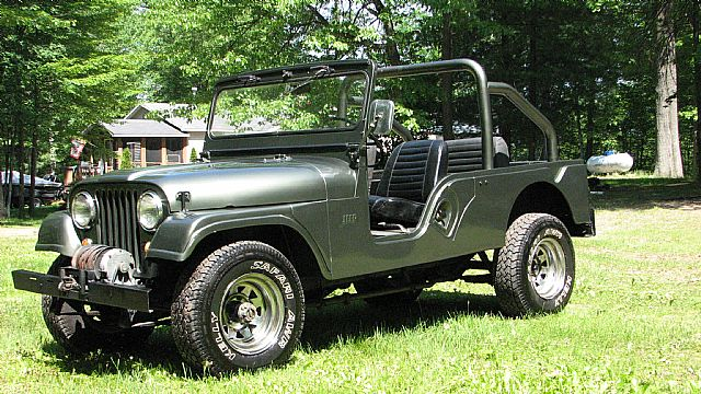 Patriot Buick Gmc >> 1967 Jeep CJ-6 - Information and photos - MOMENTcar