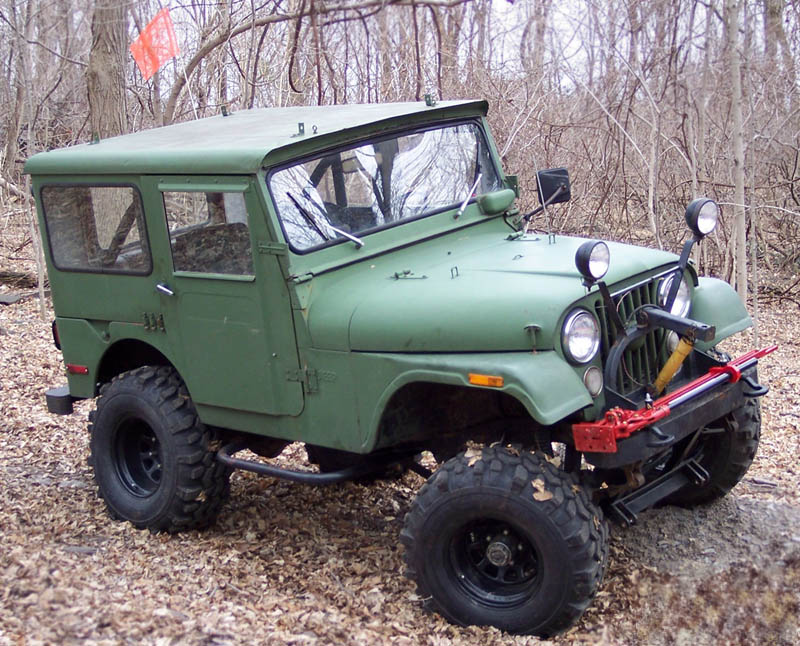 1970 Jeep Cj 6 Information And Photos Momentcar