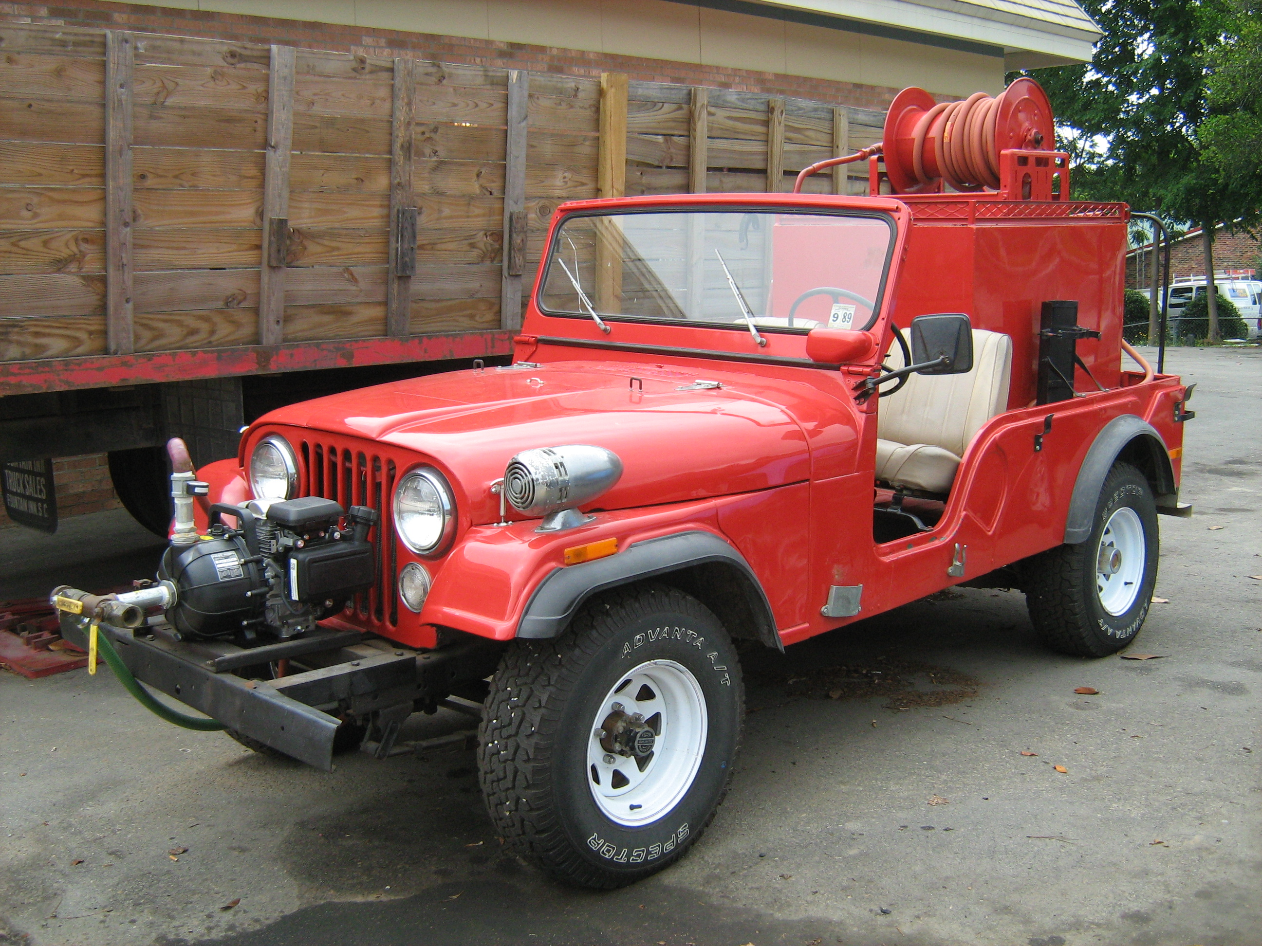 1975 Jeep Cj 6 Information And Photos Momentcar