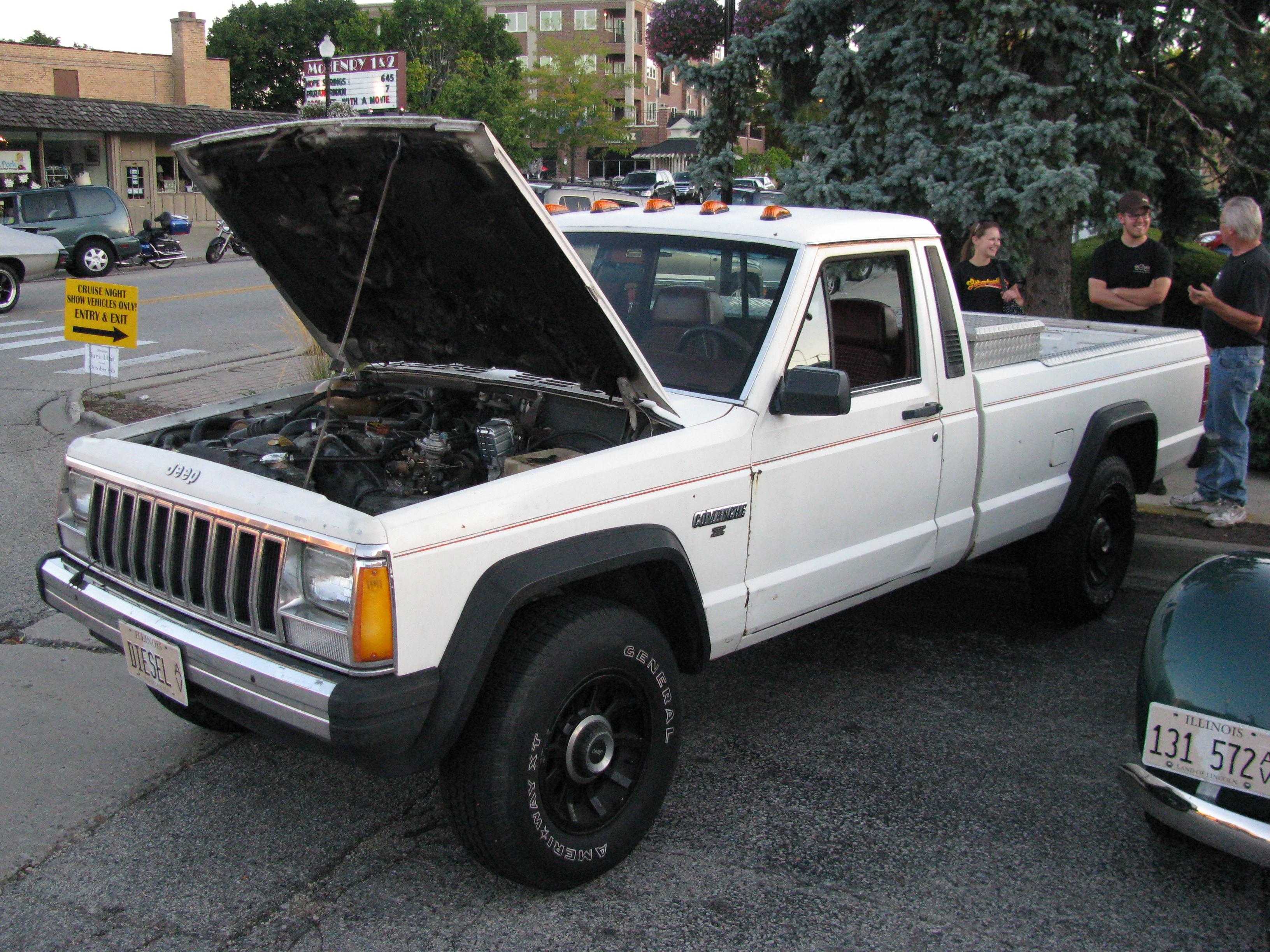 1986 Jeep Comanche - Information and photos - MOTcar