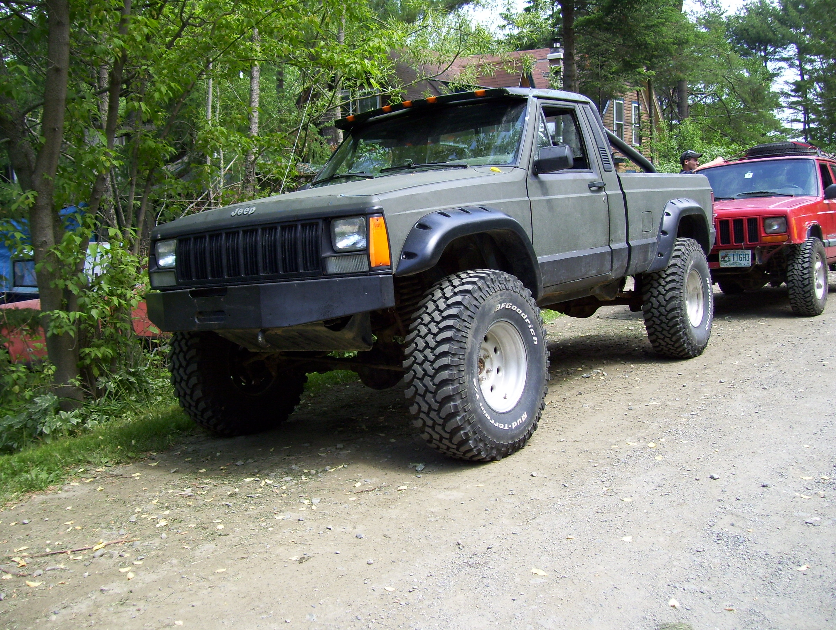 comparison vehicle jeep sale with comanche spectacular for among