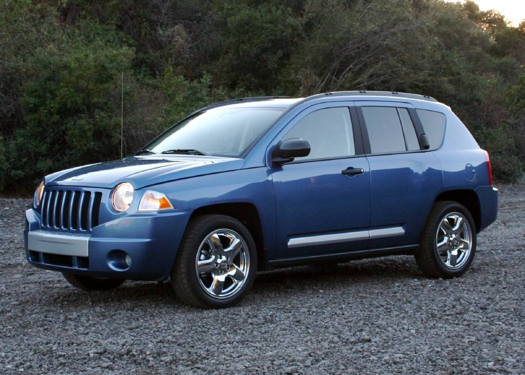 2007 jeep compass information and photos momentcar. Black Bedroom Furniture Sets. Home Design Ideas