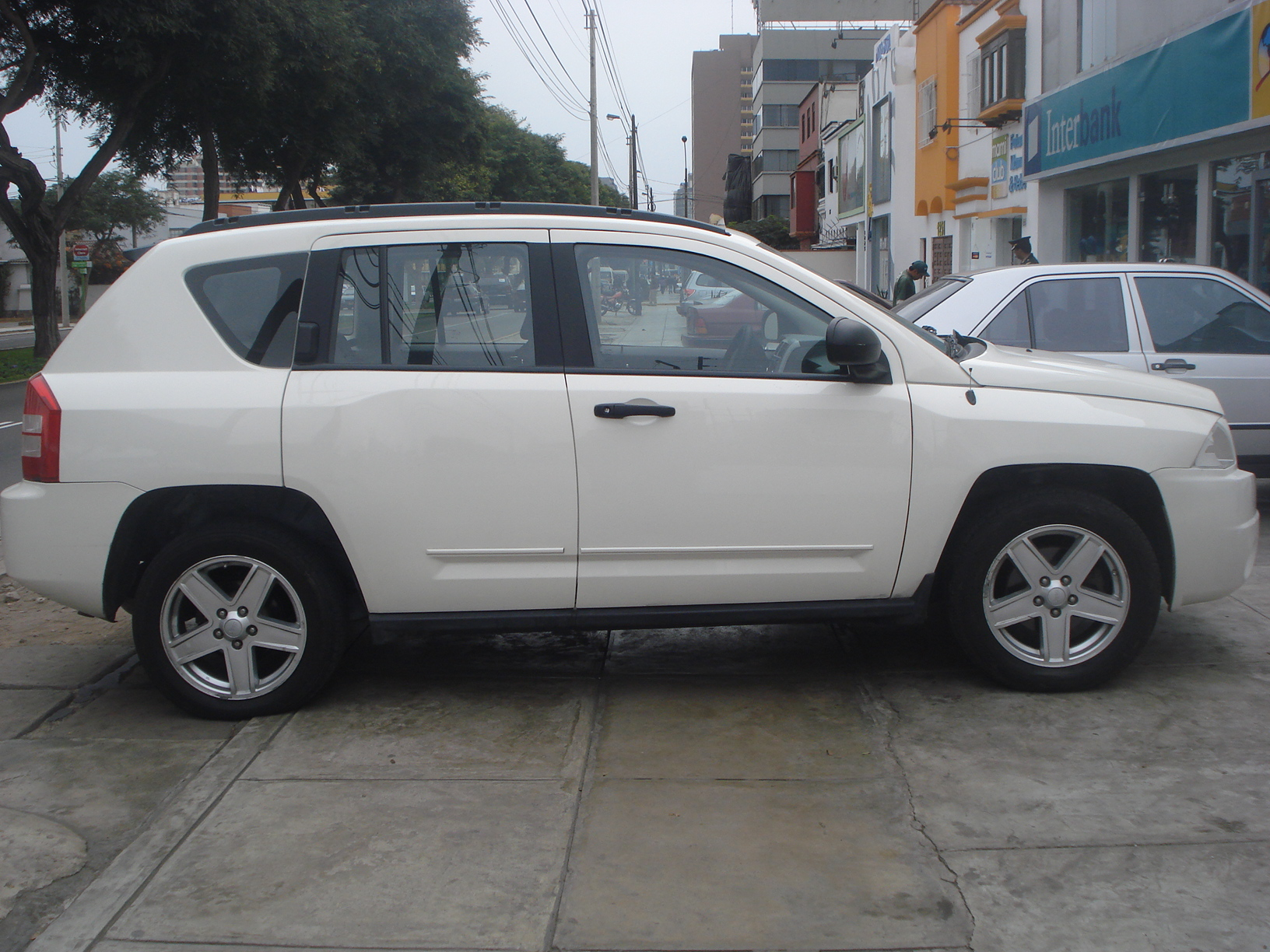 2008 jeep compass - information and photos - momentcar