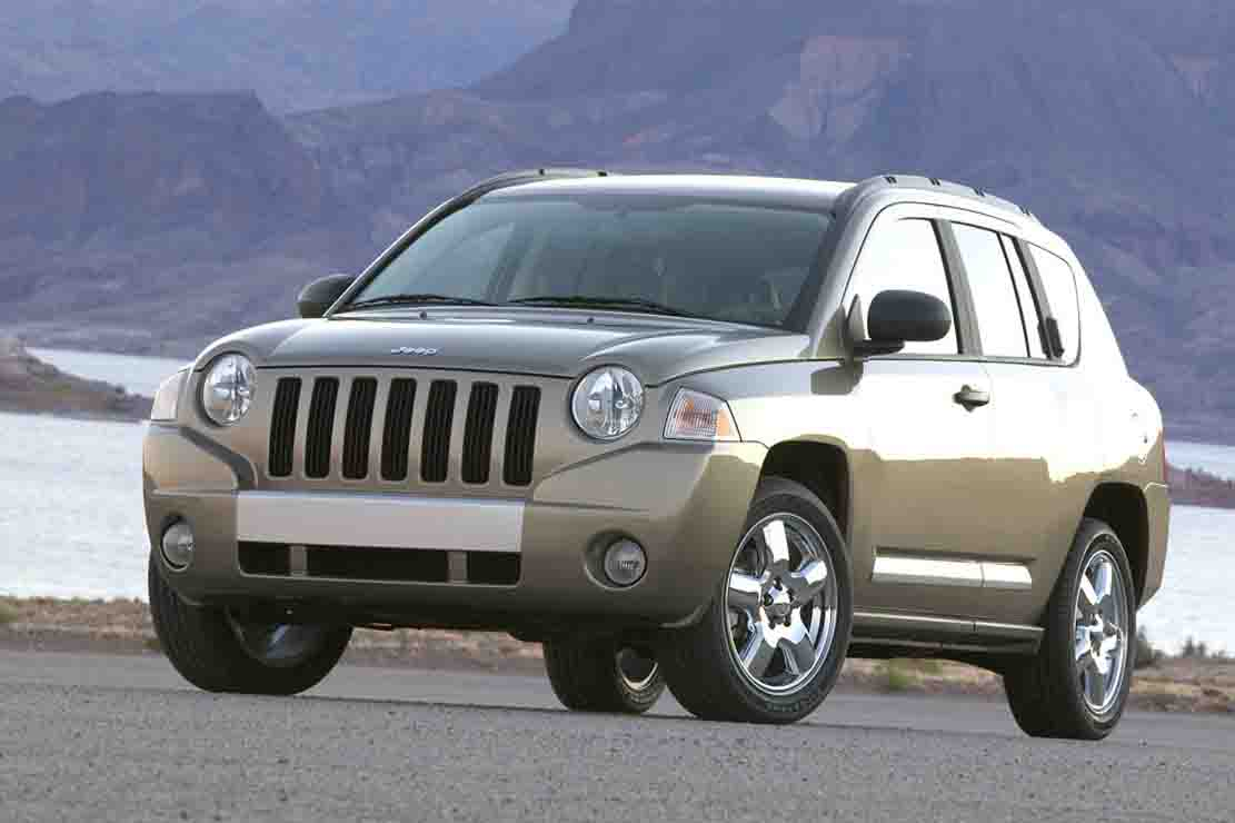2009 Jeep Compass Information And Photos Momentcar Wiring Diagram 10
