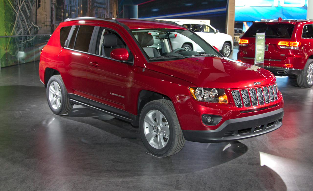 2014 jeep compass information and photos momentcar. Black Bedroom Furniture Sets. Home Design Ideas