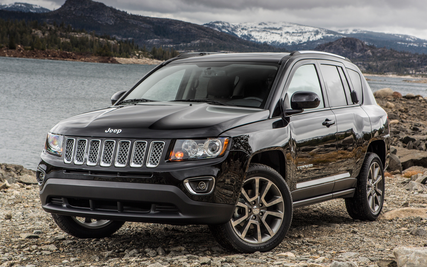 Jeep Compass Limited #1