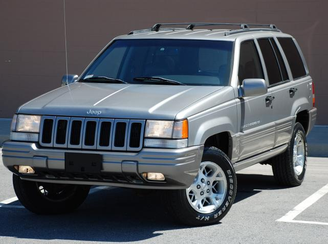 Jeep Grand Cherokee 43px Image 6